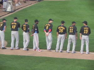 Harrisburg Senators All-Stars