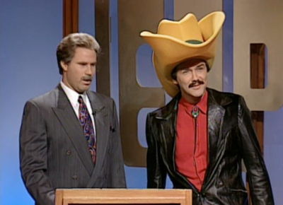 Celebrity Jeopardy with Turd Ferguson