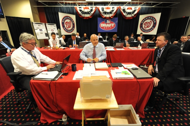 Nationals Draft