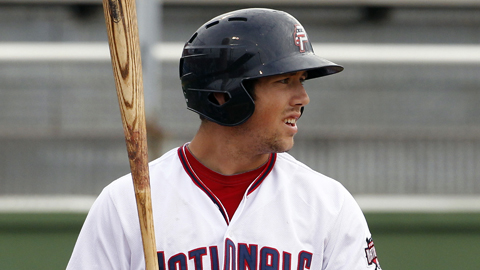 Photo courtesy Cliff Welch / MiLB.com