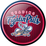 Fightin Phils button