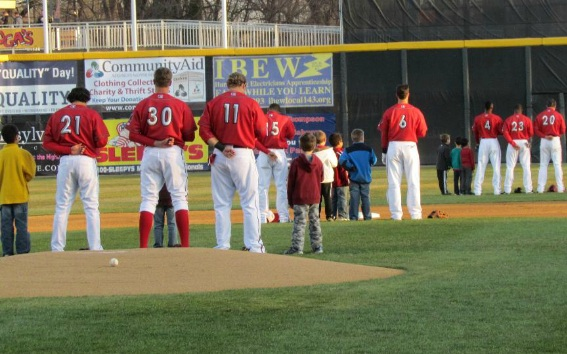 Photo courtesy Harrisburg Senators