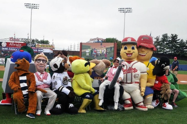 Photo courtesy Ralph Trout / Reading Fightin Phils
