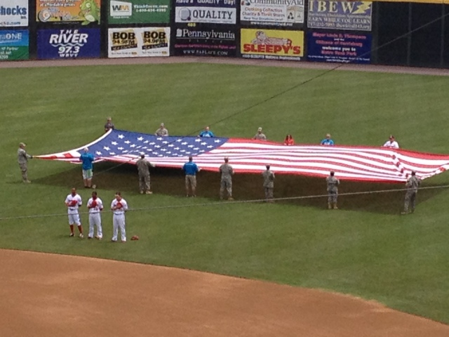 Harrisburg Senators Memorial Day
