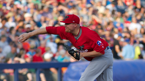 Kevin Pucetas Photo courtesy Rich Crimi / Tulsa Drillers