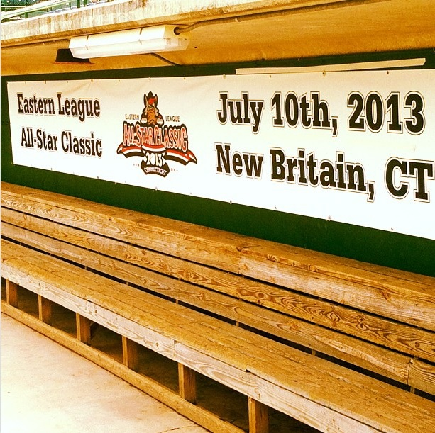 Photo courtesy New Britain Rock Cats