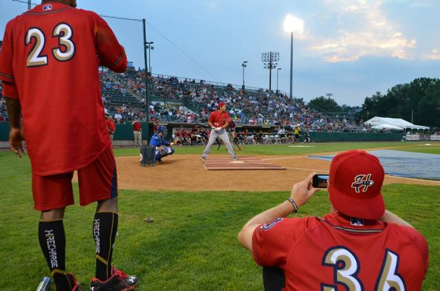 Photo courtesy Scott Blanchette / NB Rock Cats