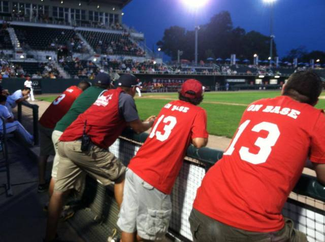 Photo courtesy Harrisburg Senators Grounds Crew