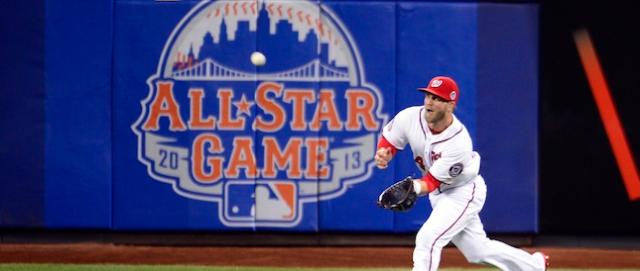 Bryce Harper All-Star Game