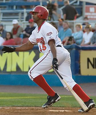 Jorge Padilla Photo courtesy Will Bentzel / MLB.com