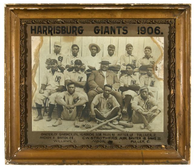 1906 Harrisburg Giants