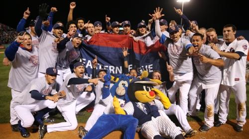 Photo courtesy Binghamton Mets