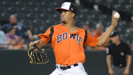 Chris Lee (photo courtesy Bert Hindman / Bowie Baysox)